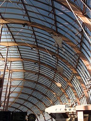Gare de Strasbourg - Strasbourg - France - 5 July 2017 - 19:20