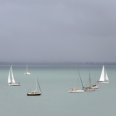 Waitemata Harbour - Auckland - New Zealand - 3 February 2018 - 11:17