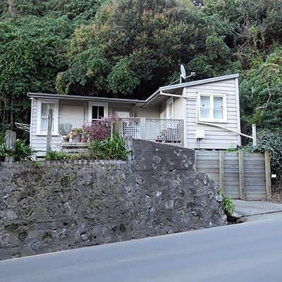 Milton Road - Napier - New Zealand - 9 August 2018 - 17:08