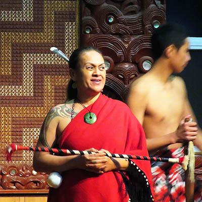 Te Puia - Rotorua - New Zealand - 11 August 2018 - 10:35