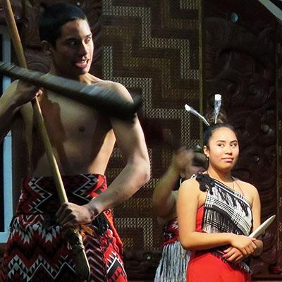 Te Puia - Rotorua - New Zealand - 11 August 2018 - 10:57