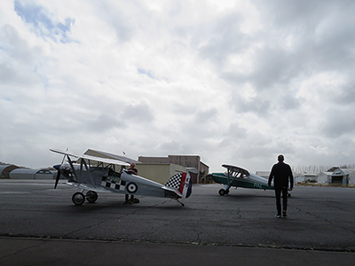 Ardmore Airport - Papakura - Auckland - New Zealand - 18 August 2018 - 10:24