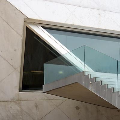 Casa da Musica - Avenida da Boavista - Porto - Portugal - 18 September 2018 - 8:00