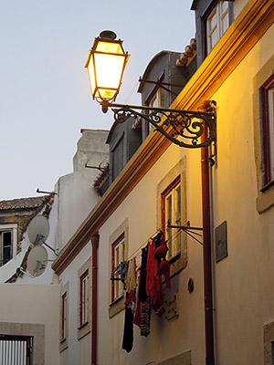 Rua das Flores de Santa Cruz - Alfama - Lisbon - Portugal - 20 September 2018 - 6:21