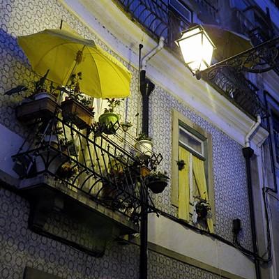 Alfama - Lisbon - 20 September 2018 - 7:04
