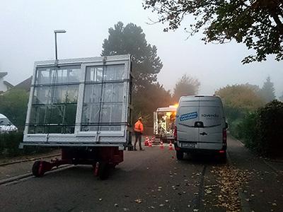 Rebstockweg - Freiburg-Tiengen - 10 October 2018 - 7:29
