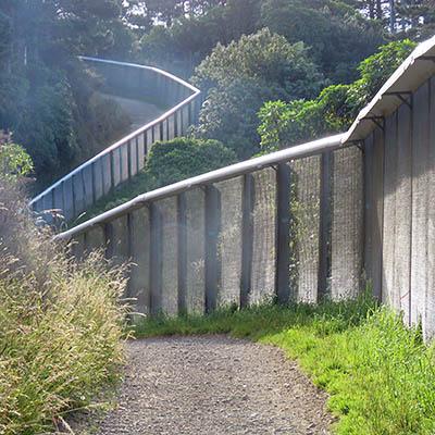 Fence Line Track - Brooklyn - Wellington - New Zealand - 1 January 2019 - 19:04