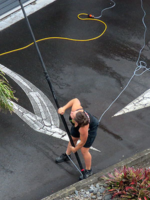 Hargreaves Street - Saint Mary's Bay - Auckland - New Zealand - 19 March 2019 - 09:02
