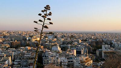 Filopappou Hill - Athens - Greece - 14 September 2019 - 19:11