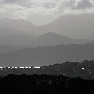 Wellington -> Pencarrow Head, Wainuiomata and Rimutakas - New Zealand - 9 January 2020 - 08:00