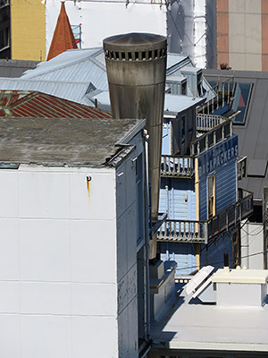 The Terrace - Wellington - New Zealand - 9 January 2020 - 16:11