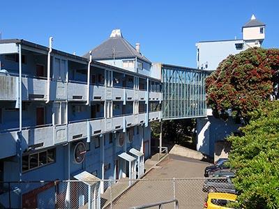 Pukehinau Apartments - Ohiro Road - Wellington - New Zealand - 9 January 2020 - 16:32