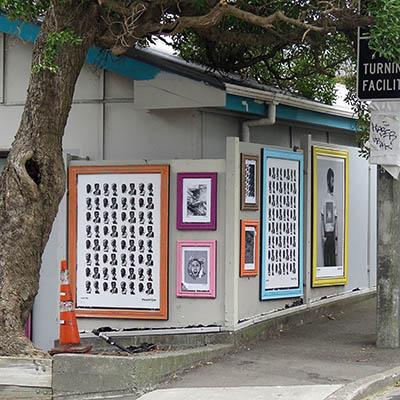 Wallace Street x Finlay Terrace - Wellington - New Zealand - 12 January 2020 - 17:35
