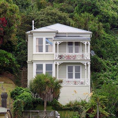 Rolleston Street - Wellington - New Zealand - 12 January 2020 - 17:41