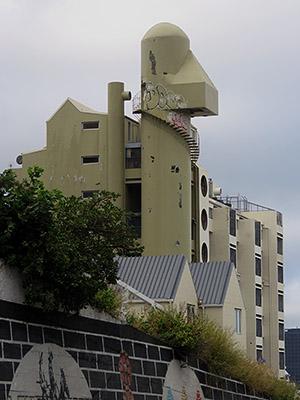 Hopper Street - Wellington - New Zealand - 12 January 2020 - 17:55