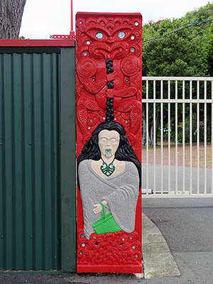 Hankey Street - Wellington - New Zealand - 12 January 2020 - 18:01