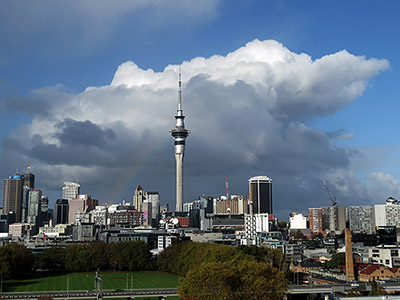 Downtown - Auckland - New Zealand - 5 May 2020 - 15:38