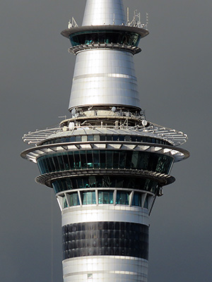 Skytower - Auckland - New Zealand - 10 July 2020 - 15:23