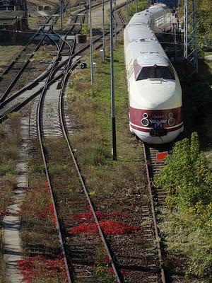 """DR-Baureihe VT 18.16 """"Görlitz"""""""