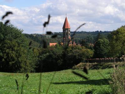 Benediktinerabtei in Clervaux