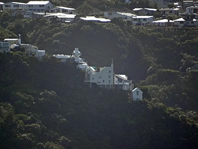 Ian Athfield Residence and Office - Khandala - Wellington - New Zealand - 26 April 2014 - 12:31