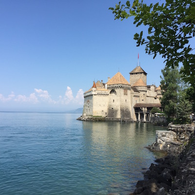 Chateau de Chillon, Lac Leman