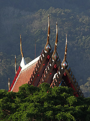Thanon Srisoonthorn - Cherng Talay - Thalang - Phuket - 2 November 2013 - 7:04