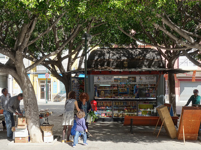 biomarkt, paseo reding, málaga