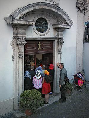 Igreja Ortodoxa Russa, Lisboa