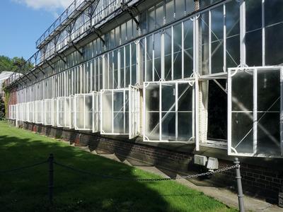 mittelmeerhaus, botanischer garten, berlin