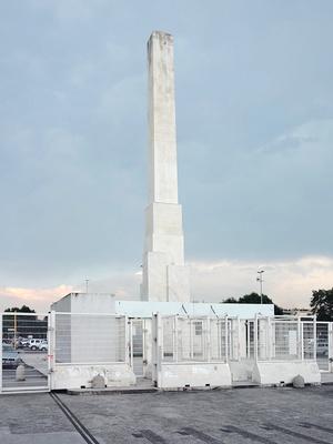 foro italico - obelisco mussolini