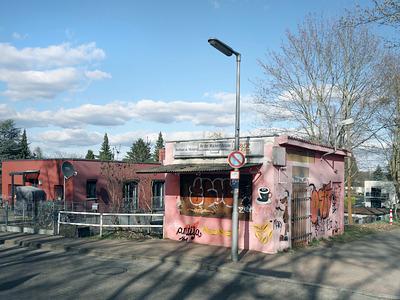 mäckeritzbrücke am berlin-spandauer schifffahrtskanal