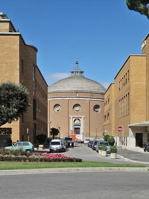 città universitaria, roma