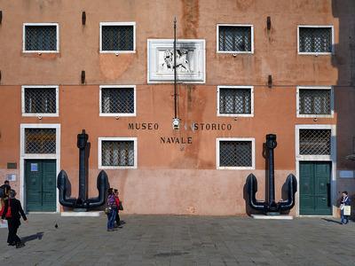 museo storico navale, venezia