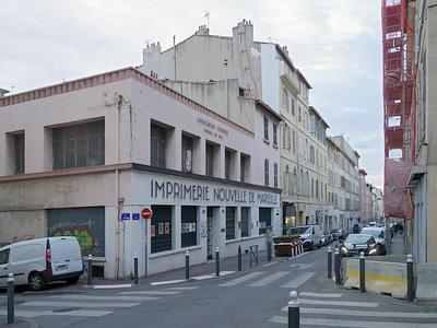 rue sainte, marseille