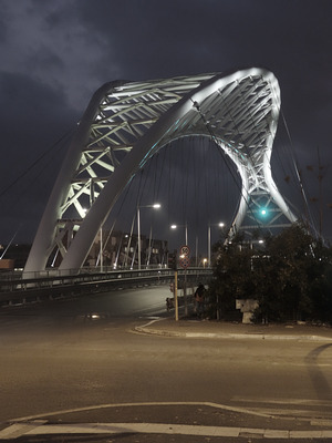 Ponte Settima Spizzichino, Roma Ostiense