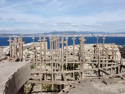 L'Îles du Frioul, Île de Ratonneau, le Fort