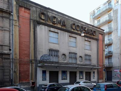 cinema corsaro, catania