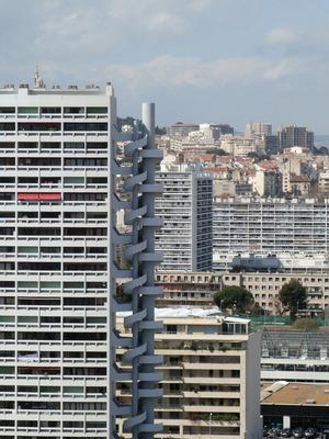 Fernand Boukobza: Le Brasilia, Marseille 1967