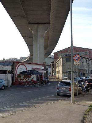 Bar 'New Life', Trieste