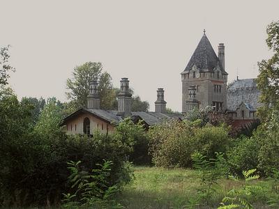 havelhaus, park babelsberg