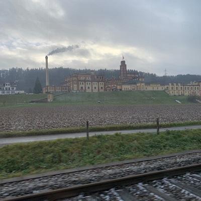 Rheinfelden - Fabrik für wässriges Industriebier