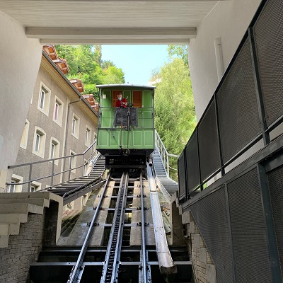 Fribourg Funiculaire