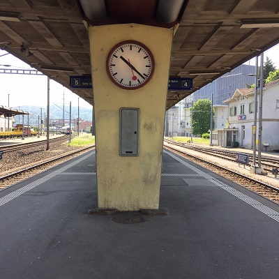 10:22:26 - Bahnhof Grüze, Winterthur