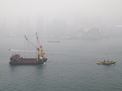 Hong Kong - 2 April 2010 - 13:30