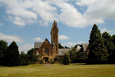 kirche am südfriedhof