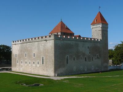 Kuressaare, Saaremaa, Estland