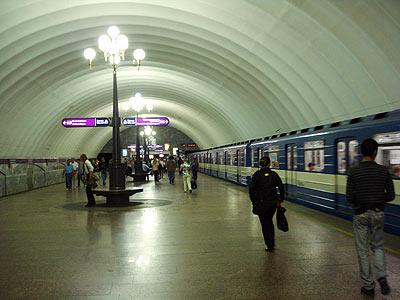 Metro Staraya Derevnja