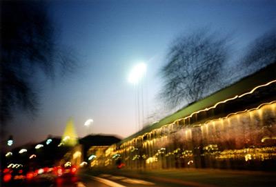 In Göttingen vor dem Alten Rathaus