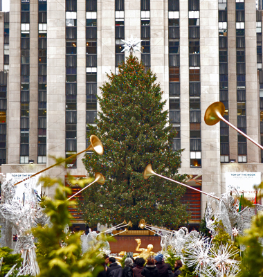 Rockefeller Center New York City 2008